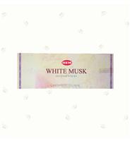 Hem White Musk Agarbatti 6Hx x 12