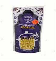 Soaked & Boiled Toor Dal-ReadyInMin