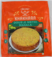 Double Methi Masala Khakhara 7oz