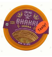 Jeera Bhakri 7Oz