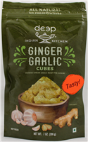 Ginger Garlic Cubes 7 Oz