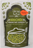 Khichdi-MoongDalChhilka-ReadyInMin