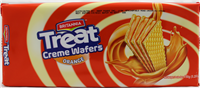 Treat Orange Creme Wafers 5.29Oz