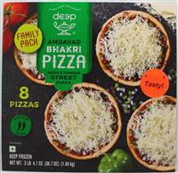 FP Amdavad Bhakri Pizza – 8 PCS
