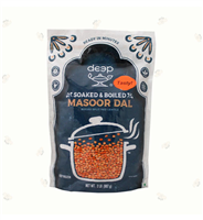 Soaked&Boiled Masoor Dal-ReadyInMin