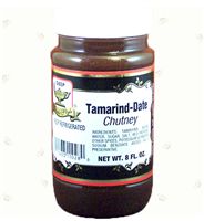 Tamarind-Date Chutny (Sauce) 10 oz.