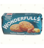 GD Wonderfulls Butter&Almond 2.6oz