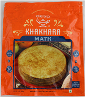 Indian Grocery - Math Khakhra 7oz.
