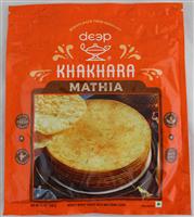 Indian Grocery - MathiaKhakhra6.3oz