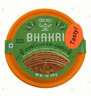 Coriander Chili Bhakri 7Oz