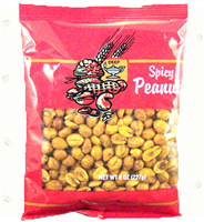 Indian Grocery - Peanuts Spicy  8oz