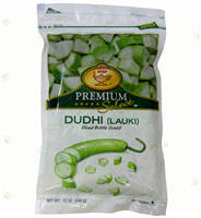 Dudhi (Lauki Diced) 12oz