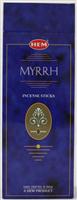 Hem Myrrah Agarbatti 6Hx x 12