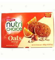 Nutrichoice Oats-Orange 2.65 Oz