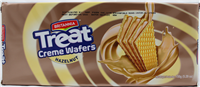 Treat Hazelnut Creame Wafers5.29OZ