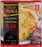 Malasian Plain Paratha 14.1oz