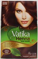 Vatika Hair Colour Nat Brown 2.1oz