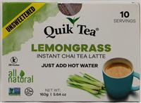 Unsweetened Lemongrass 5.64oz