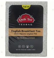 English Breakfast Tea Bags 5.08oz