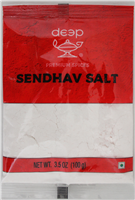 Indian Grocery - Sendhav Salt 3.5oz