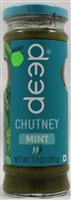 Mint Chutney 7.7 Oz