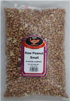Raw Peanut small light pink 4Lb