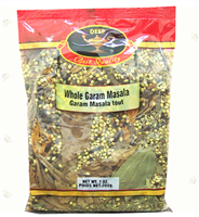 Whole Garam Masala 7 oz