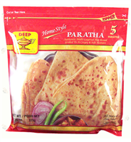 Homestyle Paratha 5pcs -11.75oz