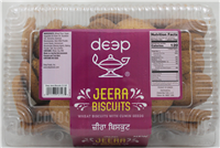 Jeera Biscuits 2.2Lb
