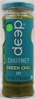 Green Chili Chutney 7.7 Oz