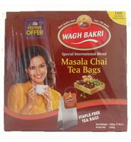 Masala Chai Tea Bags7Oz(100TeaBags)