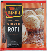 Whole Wheat Roti 8 pcs