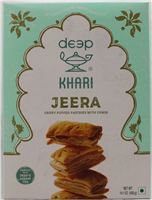 Indian Grocery - JeeraKhari 14.1oz.