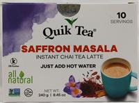 Saffron Masala Chai 8.5oz