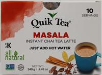 Masala Chai 8.5 oz
