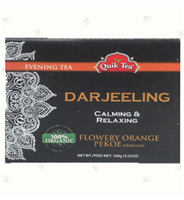 Org.Darjeeling Leaf Tea 3.5oz