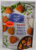 Crispy Kadhai Paneer Nuggets 10.5Oz