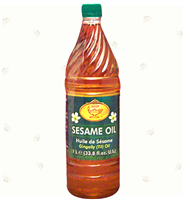 Sesame oil 33.8oz