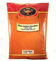 Red Chilli Powder X-Hot 4 lbs