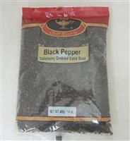 Black Pepper Whole 14 oz