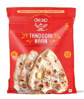 Clay Oven Tandoori Naan 5p-13.2 oz.