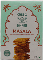Indian Grocery - Masala Khari 7 oz