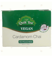 Vegan Cardamom Chai 8.5oz