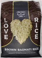 Brown Basmati Rice 4 LB