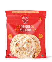 Tandoori Onion Kulcha 4p-13oz