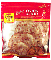 Indian Grocery - Onion Kulcha 4pc