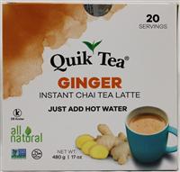 Ginger Chai 17 oz.