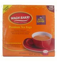 Wagh Bakri Reg.Tea Bags7Oz(100Bags)