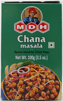 Chana Masala 3.5 oz.