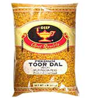 Indian Grocery - Toor Dal Oily 4lb